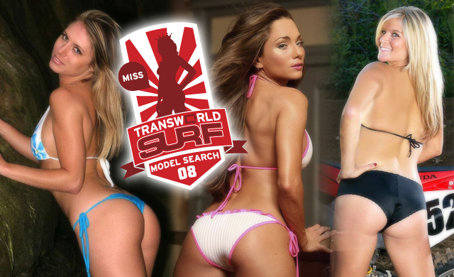 TransWorld SURF Model Search January