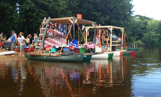 Apocalypse Saco: Paddling Past The Point of No Return In The