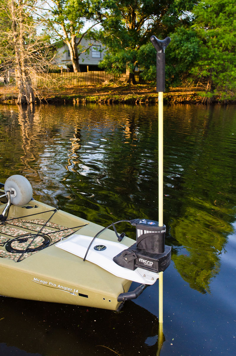 Power Pole Micro Anchor Long Term Field Test - This