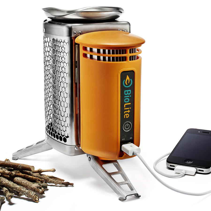 Biofuel Stoves: BioLite CampStove | Adventure Sports Network