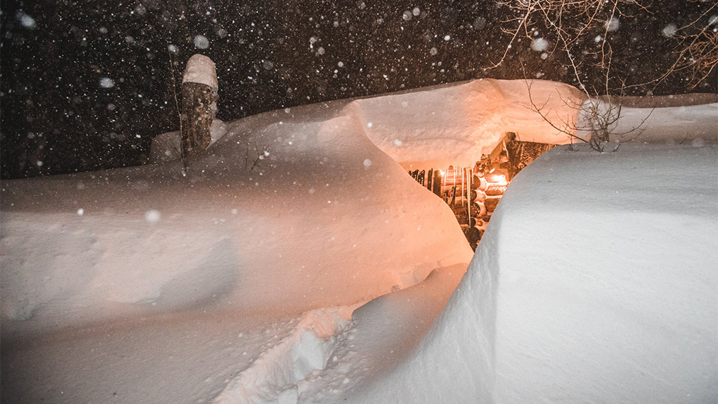 The Sierra Nevada Has Received 8 Feet of Snow (and Counting) Since Saturday