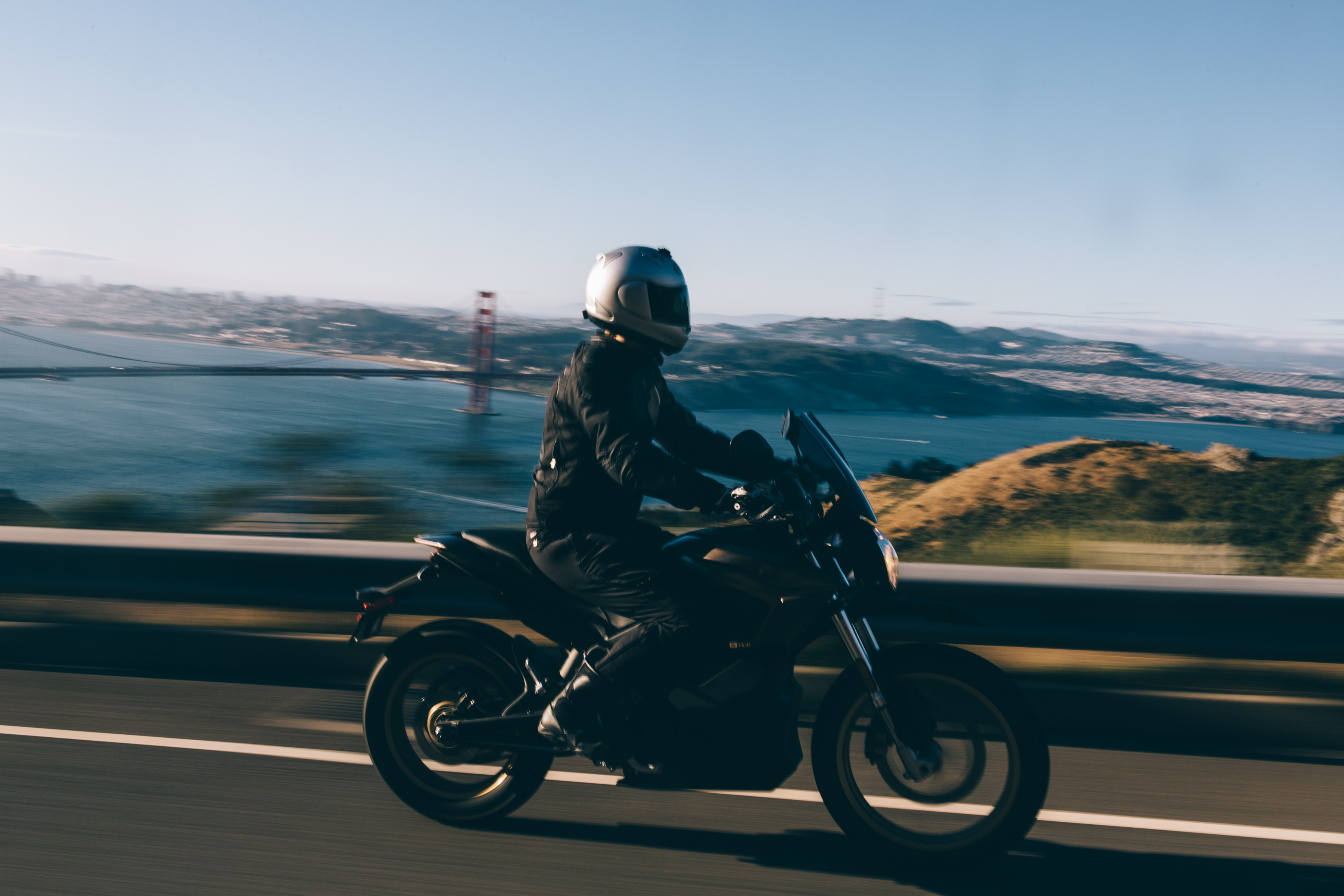 Experiencing the Rush of an Electric Motorcycle | Adventure